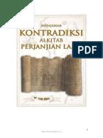 Menjawab 111 Kontradiksi Alkitab Perjanjian Lama