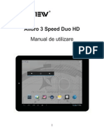 Allview AllDro 3 Speed Duo HD Tablet - Allview AllDro 3 Speed Duo HD Tablet User Guide
