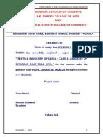 Textileindustryofindia Caseanalysisofsiyaramsilkmillltd 130802091551 Phpapp01