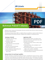 Bateman Pulsed Column