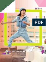New Balance Lookbook Kids Ss16