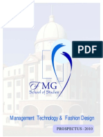 Fmg School Prospectus 2010