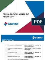 Renta Anual 2014 Pn