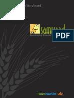 Samvaad - Design Solution Storyboard