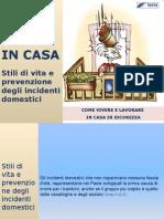 2 - stili di vita e prevenzione incidenti domestici ridotto