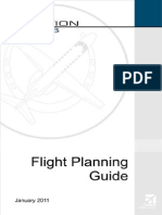 Citation CJ3 - Flight Planning Citation