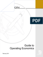 Citation CJ4 - Operating Economics Guide