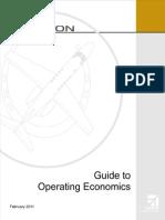 Citation CJ4 - Operating Economics Guide