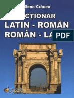 Dictionar Roman-latin, Latin-roman - Elena Cracea (1)