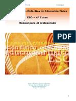Guia Didactica para 4 ESO