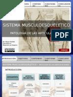 Diagnóstico de la Patología de las Articulaciones