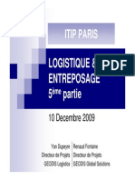 Logistique d Entreposage Partie 5 Processus Logistiques 1260801729156