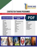 Flyers Construction