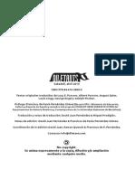 F. Fernández - D. Juan - R. Queralt (Coord.).La Infamia de Chicago. El Origen Del 1o de Mayo