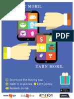Bounty App Poster