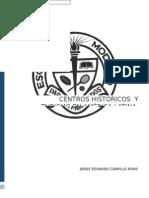Centros Históricos y Turismo en América Latina