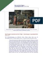 Eine Predigt in Antiochien und ihre Folgen - Anmerkungen zu Apostelgeschichte 13, 16 - 52