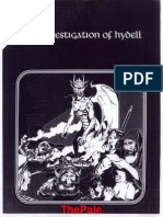 R2 - The Investigation of Hydell, 1st Ed, Lvl 5-7