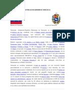 Trabajo de Venezuela
