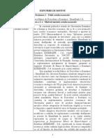 Nota Fundamentare Eximbank BdD