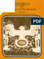 R3 - Egg of the Phoenix, 1st e, Lvl 5-9