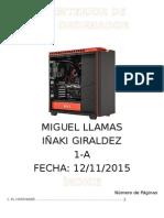 El Interior de Un Ordenador - Miguel Llamas y Iñaki Giraldez