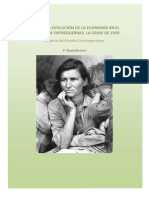 Tema 9. La Evolución de La Economía en El Período de Entreguerras