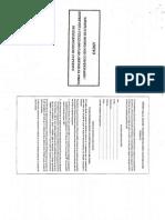 Cuestionario Para Perfil Competencias (Mod. Genérico)
