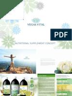 Catalog SUPLIMENTE Vegas Vital 2015