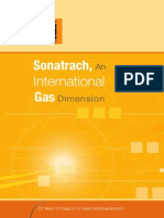 Sonatrach Gas