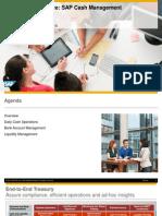 SAP SF Cash Management
