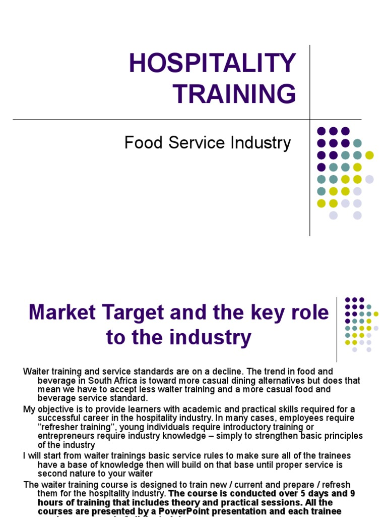 the food service industry Total food service has the latest national foodservice news on restaurants, industry trends, exclusive interviews, commercial kitchen products, and events.