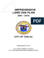 Comprehensive Land Use Plan - Tarlac