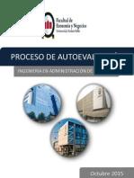 Resumen Ejecutivo de IAE para la acreditación