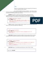 Tipos de Datos en PL sql