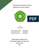 Laporan Praktikum Itp Duo Trio Triangle