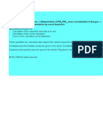 ISO 23210 2009 Calculation Program E