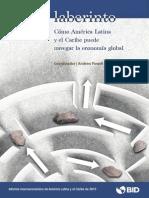 Informe Macroeconomico de America Latina y El Caribe 2015 El Laberinto Como America Latina y El Caribe Puede Navegar La Economia Global