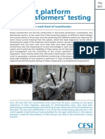 The Best Platform for Trasformers Testing