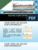 Aguas Subterraneas Ppt