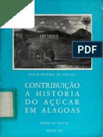 Contribuição do açúcar a História de Alagoas
