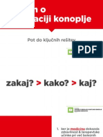 Projekt Legalizator - Zakon o regulaciji konoplje