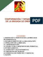 Conformacion de Brigada de Emergencia