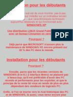 A Installation Mint 17.2 Préambule