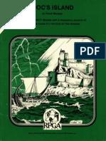 R4 - Doc's Island, 1st e, Lvl 6-10