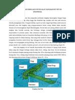 Penerapan Simulasi Untuk Alat Tangkap Set Net Di Indonesia