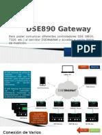 Sistema Interconexion DSE890