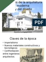 Del Modernismo a la Deconstrucción 1era. parte