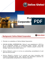 Protubo Corporate Presentation