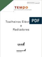 Toalheiros Eléctricos - Preços LVI 2010 - 15 de Março